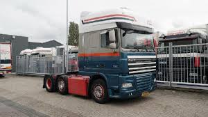 100 Truck Retarder DAF XF 105460 6 X 2 Super Space Cab For Sale In Half Way