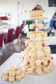 26 Naked Wedding Cakes Inspiration