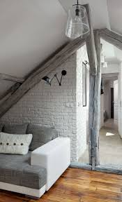 100 Attic Apartments Apartment Blends French Beauty And Rustic Charm