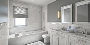 Slow Draining Bathroom Sink Vinegar by Here U0027s The Fast Way To Clean A Bathroom Using Little More Than
