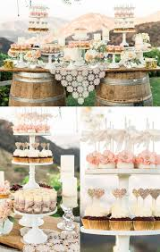 Shabby Chic Dessert Table Weddingchicks