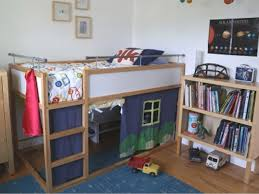 Svarta Loft Bed by 31 Ikea Bunk Bed Hacks That Will Make Your Kids Want To Share A Room