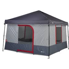 NEW Ozark Trail 6-Person ConnecTent For Canopy Outdoor Family ... Tents 179010 Ozark Trail 10person Family Cabin Tent With Screen Weathbuster 9person Dome Walmartcom Instant 10 X 9 Camping Sleeps 6 4 Person Walmart Canada Climbing Adventure 1 Truck Tent Truck Bed Accsories Best Amazoncom Tahoe Gear 16person 3season Orange 4person Vestibule And Full Coverage Fly Ridgeway By Kelty Skyliner 14person Bring The Whole Clan Tents With Screen Room Napier Sportz Suv Room Connectent For Canopy Northwest Territory Kmt141008 Quick C Rio Grande 8 Quick