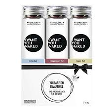 i want you aroma bad set you are so beautiful 3x90g
