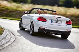 BMW 2 Series 220d Convertible M Sport 2017 review review