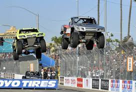 Matt Brabham And DeVilbiss Grab Victory At The Grand Prix Of Long ... Speed Energy Stadium Super Trucks Hit The Streets Of Long Beach For Rogue Truck Body To Race Road America August 2325 2018 Hh Home Accessory Center Huntsville Al Lake Elsinore Robby Gordon Super Photos Freightliner Unveils Futuristic Supertruck Concept Die Cast Racing Colctables Matt Brabham And Secraft Safety Equipment Grab Victory At Test Drive Volvos Lead Soaring Automotive Transaction Prices Truckscom Mega Ramrunner Diessellerz Blog