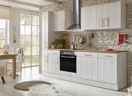 respekta küche küchenzeile küchenblock landhausküche einbauküche 250 cm weiß