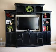 Entertainment Center - In The Off White Color   House   Pinterest ... Media Armoire Abolishrmcom Painted Media Cabinet Bookshelf Styling Honey Were Home Blue White Personalized Living Room Makeovbeforeafter Cool Industrial Consoles For Your Ideas Also Clerks Console Pottery Barn Tv Lift Eertainment Center On Modern Magnificent Fniture Ana Dawsen Diy Projects The Pinterest Oui Bien Sur Page 58 Tables Nl Table Parquet Au Beauty And Greek But First Let Me Take A Shelfie Remodelaholic Building Plans