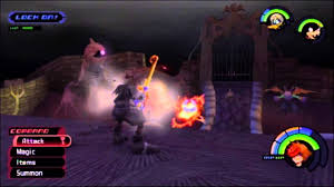 Halloweentown 2 Characters by Kingdom Hearts Fm Ps3 Playthrough 051 Halloween Town 2 3