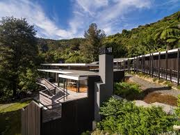 100 Parsonson Architects ArchDaily On Twitter Moetapu Beach House
