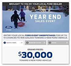 100 Win A Truck Ford Event Sweepstakesgolden Goose Giveawayswin A Carwin A Truck