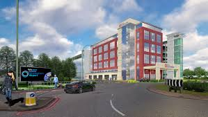 Hotel to Land at Birmingham Airport