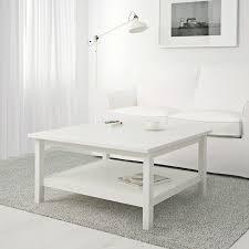 hemnes couchtisch weiß gebeizt 90x90 cm