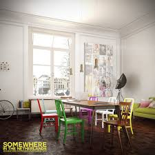 Free 3D Model Interior Vray 3ds Max On Behance Free 3D