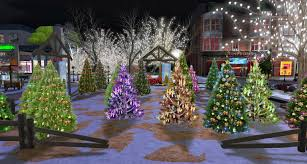 Longest Lasting Christmas Tree Uk by London City London City In Second Life