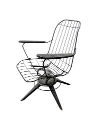 Vintage Homecrest Patio Furniture by Mcm Homecrest Eames Era Bertoia Style Wire Chair Chairish