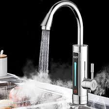 Pudin Armatur Mit Integriertem Durchlauferhitzer Elektrischer Wasserhahn Wasserhähne Mit Durchlauferhitzer