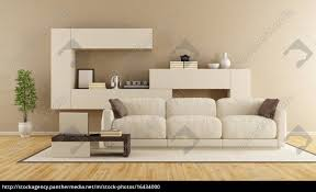 lizenzfreies foto 16434000 minimalist wohnzimmer