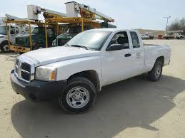 2006 DODGE DAKOTA 4X4 EXTEND CAB PICKUP TRUCK; 125,500 MILES, V-6 ...