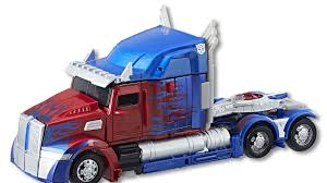 100 Optimus Prime Truck Model SDCC 2017 Exclusives Transformers The Last Knight