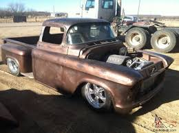100 Chevy Hot Rod Truck 1956 Rat Pickup