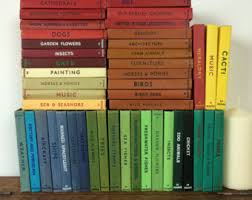 reference books etsy