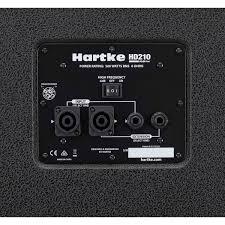 2x10 Bass Cabinet 8 Ohm by Hartke Hd210 Hydrive Hd Bass Speaker Cabinet 2x10