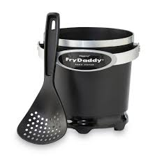 Frys Marketplace Patio Furniture by Presto 05420 Fry Daddy Deep Fryer