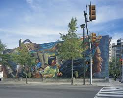 Philly Mural Arts Map by Upcoming Events Colors Of Light Mural Decommissioning Ceremony