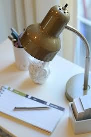 ETCETERAS Clearance Desk Lamp Makeover