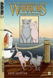 Warriors Return Warrior Cats Manga Series 3 By Erin Hunter