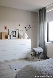 ikea malm garderobe skandinavisches schlafzimmer mit