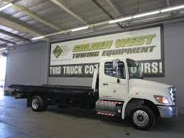100 Car Carrier Trucks For Sale Tow Hino258 Chevron Series 10Fullerton CAUsed