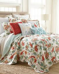 Isabeau Luxury Quilt Print Quilts Bedding Bed & Bath