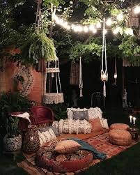 Bohemian Decor Is The Ideal Mix Of Diverse And Fun Without Making A Decent Attempt Or Possibly Giving Idea That Way Ace Easygoing Chic Look By