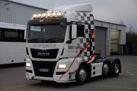 MAN & DAF Commercial Trucks For Sale | Ring Road Garage | UK