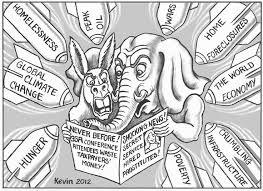 2ol Gsa And Secret Service Scandals Political Cartoon