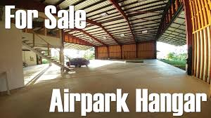 Airpark Hangar/Apartment For Sale - YouTube Hangar Homes Are Unique They Combine An Airport With A Bman Livework Airplane James Mcgarry Archinect The Top Modern Designs In Aviation Hangars Themocracy Aircraft Home With Sliding Door Doors Interior Fniture Stunning Floor Plan Ideas Flooring Area Rugs Best Pictures Design R M Steel And Photos Decorating Midwest Texas Mannahattaus Wood Plans Latest 2017