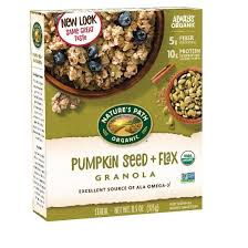 Kashi Pumpkin Spice Flax Discontinued by Cereals Target