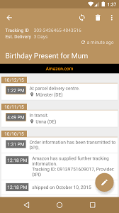 Amazon.com: Deliveries Package Tracker: Appstore For Android Usps Made An Ornament That Displays Package Tracking Updates Updated Tracking Texts The Ebay Community Ups Fedex Or Dhl We Do It All Pak Mail Northland Drive Amazon Prime Late Package Delivery Refund Retriever What Does Status Not Mean With Zipadeedoodah 1963 Studebaker Zip Van Program Allows Children To Get Mail From Santa Local News New Tom Telematics Link 530 Webfleet Gps Tracker Work Pro How To Add Track Your Order Page Shopify In 5 Minutes