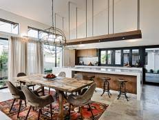 15 Open Concept Kitchens And Living