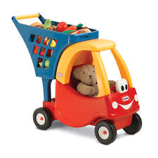 Cozy Coupe Shopping Cart For Kids | Little Tikes