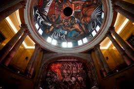 recobra esplendor obra de orozco en el paraninfo universidad de
