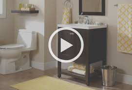 Home Depot Bathroom Cabinets by 7 Affordable Bathroom Updates For A Budget Friendly Bathroom