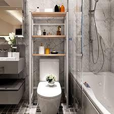 badezimmer regal blumenständer badezimmer organizer über die
