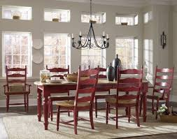 Dining Room Decor Ideas Molded Wood Chairs Lovely White Striped Pattern Curtain Contemporary Natural Wooden Chair High Gloss Paint Finish Sleek And