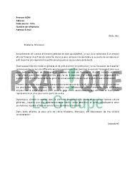 lettre de motivation pour un emploi de vendeuse en prêt à porter