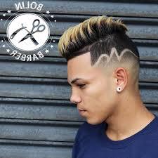Barber Shop Hair Design Ideas by Cool Mens Hair Designs Latest Men Haircuts