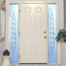 Front Door Side Window Curtain Rods by Front Door Sidelight Curtain Rods 100 Images Front Door