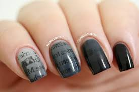 16 Most Gorgeous Grey Nail Ideas Page 14 of 17 Beautyhihi
